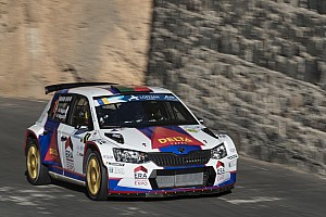 ERC Prova speciale Canarie, PS4: poker per Lukyanuk, Magalhães sul podio