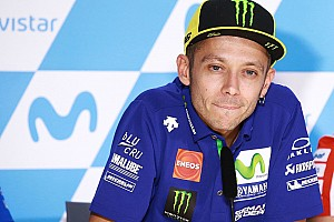 Rossi gaat stap voor stap vooruit: