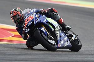"""MotoGP Noticias de última hora Viñales: """"Quedar por delante de Márquez es la única opción"""""""