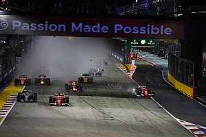 Formel 1 News Hamiltons These: Was Vettel beim F1-Start (nicht) gesehen hat