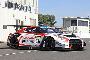 Endurance Breaking news New Nissan GT-R undergoing Bathurst shakedown