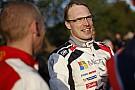 WRC 【WRCフランス】ラトバラ「強くプッシュし、完璧に近い走りができた」