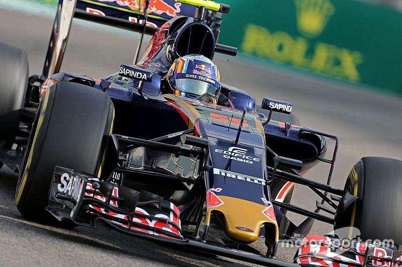 Toro Rosso tweaks suspension after wheel rim failures