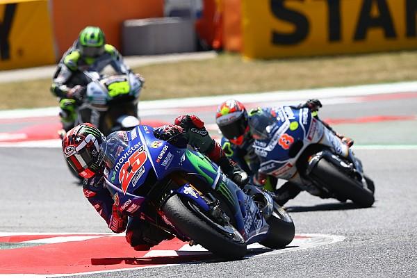 MotoGP 【MotoGP】ヤマハ大苦戦。ビニャーレス「衝撃的だった」