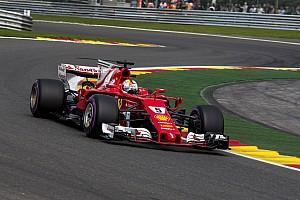 Formule 1 Réactions Vettel: