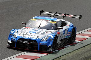 Super GT Qualifying report Suzuka 1000km: Nissan takes shock pole, Button ninth