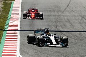 Formule 1 Réactions Hamilton: Un