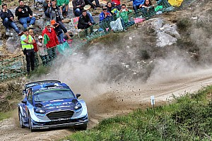 WRC Nieuws WRC Portugal: Kanshebbers raken in de problemen, Tanak leidt