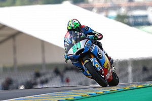 Moto2 Race report Le Mans Moto2: Morbidelli triumphs after heated Luthi duel