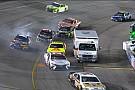 NASCAR explains ambulance incident, calls it a