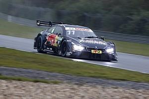 DTM Résumé de qualifications Qualifications 2 - Wittmann arrache la pole position