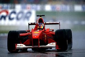Formule 1 Special feature Legendarische races: de Grand Prix van Duitsland in 2000