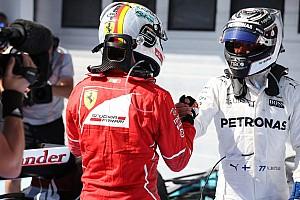 Formule 1 Nieuws Bottas zet zinnen op tweede plaats van Vettel