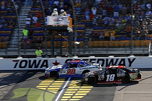 NASCAR Cup Самое интересное До тысячных секунды: самые плотные финиши в NASCAR в 2017 году