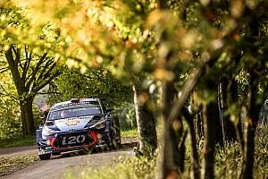 WRC Новость Невилль пообещал не мешать Ожье в Германии