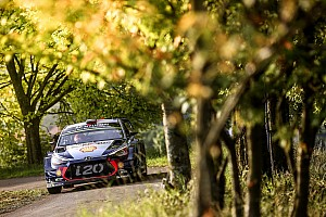 WRC 速報ニュース 【WRC】オジェと同ポイントのヌービル「タイトル獲得が第一目標」