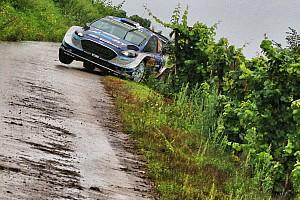 WRC Reporte de la carrera Tanak acaricia la victoria en el Rally de Alemania