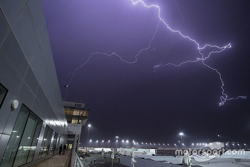 La previsión anuncia lluvia para el arranque del Mundial de MotoGP en Qatar