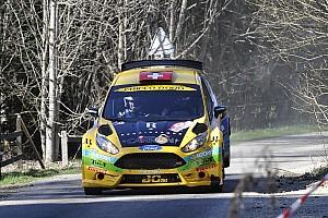 Schweizer rallye Etappenbericht Critérium Jurassien: Souveräner Sieg von Sébastien Carron