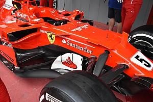 Formel 1 Analyse Formel-1-Technik: Ferrari folgt dem Motto Evolution statt Revolution