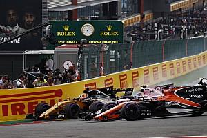 Force India: McLaren ve Renault bizim için büyük bir tehdit