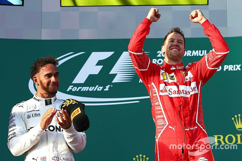 Mercedes siap balas kekalahan dari Ferrari
