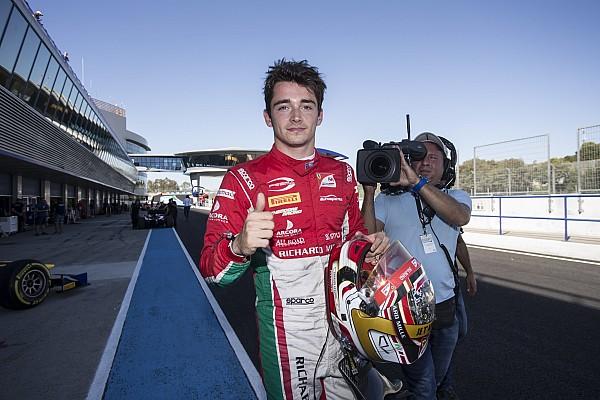 FIA F2 Leclerc vence em Jerez e carimba título da FIA F2