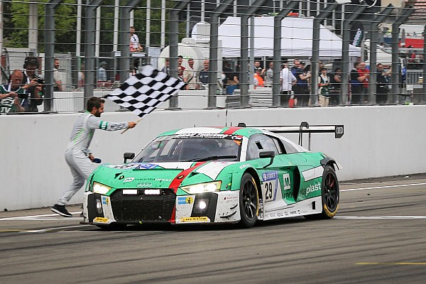 24h Nürburgring 2017: Land Motorsport siegt in dramatischem Chaos-Finish