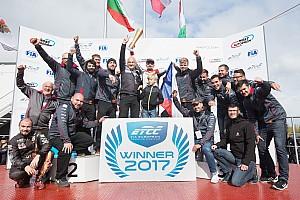 ETCC Gara Petr Fulín si laurea Campione 2017 a Most
