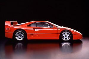 Automotive News Jubiläum für einen Klassiker: Ferrari feiert 30 Jahre F40