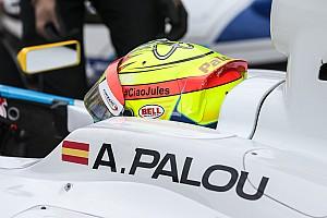 Formula V8 3.5 Reporte de calificación Alex Palou también se lleva la pole para la segunda carrera en Nurburgring