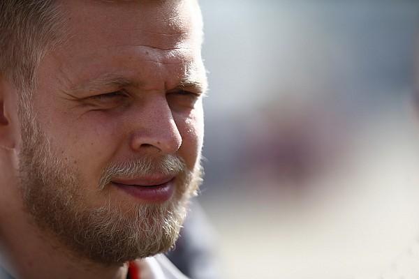 Magnussen se anima com possível GP de F1 na Dinamarca