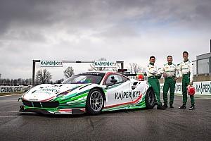 BES Ultime notizie Ferrari: Calado in Blancpain GT con Kaspersky. Molina o de Vries nel WEC?