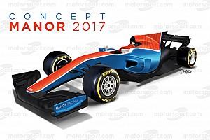Formula 1 Breaking news Sasis Manor akan menjelma jadi mobil F1 dua-kursi?