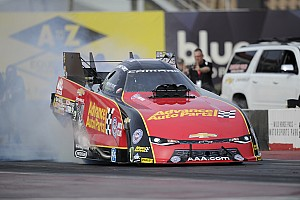 NHRA Breaking news Courtney Force, Leah Pritchett lead nitro Spring Training