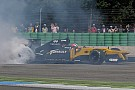 Video: Hülkenberg draait donuts tijdens Gamma Racing Day