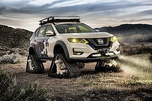 Automotive Noticias de última hora Nissan Rogue Trail Warrior Project: diversión... sin ruedas
