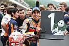 MotoGP Márquez asegura que los neumáticos perderán protagonismo en la segunda parte del Mundial