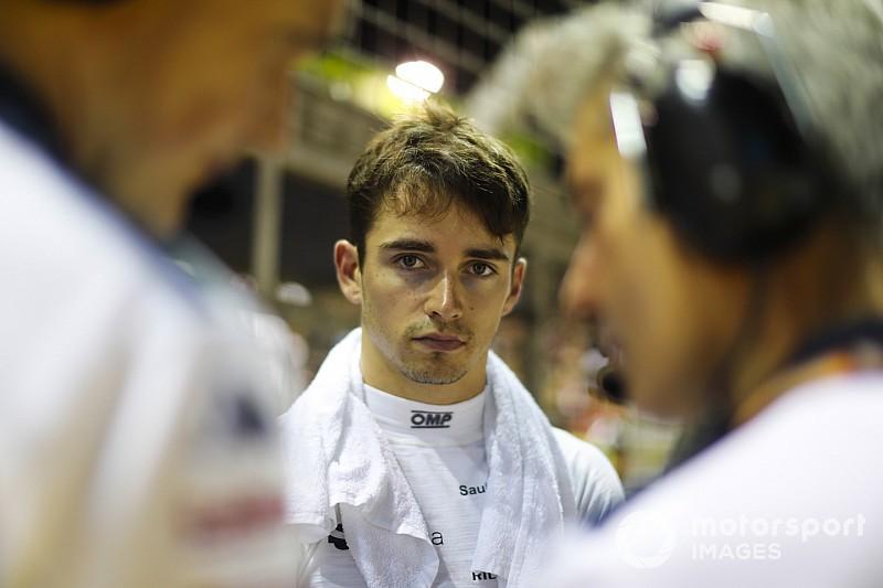 Jordan: Talán a Ferrari Vettel utáni bajnokként számol Leclerckel