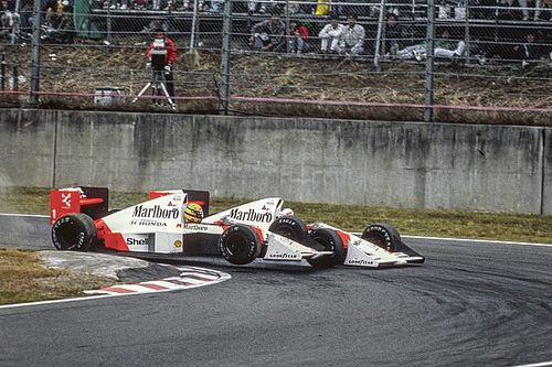 Senna vs Prost - 1989 Japonya GP'de tam olarak neler oldu?