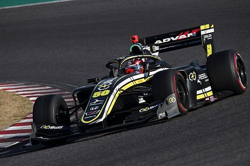 Matsushita Akan Kembali Ramaikan Grid Super Formula