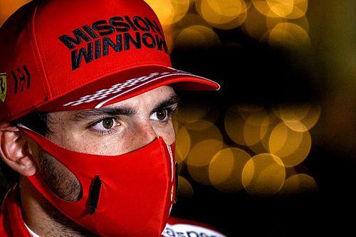 """Sainz: """"Ho studiato come Leclerc sfrutta la SF21 curva per curva"""""""