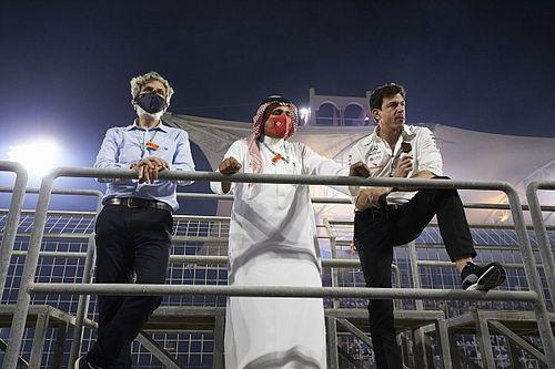 Suudi Arabistan'da, F1 pisti için inşaat çalışmalarına başlandı