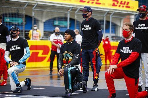 La F1 abandona el uso del arcoiris en su campaña We Race As One