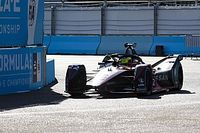 Berlin E-Prix: Rowland leads Bird in truncated practice