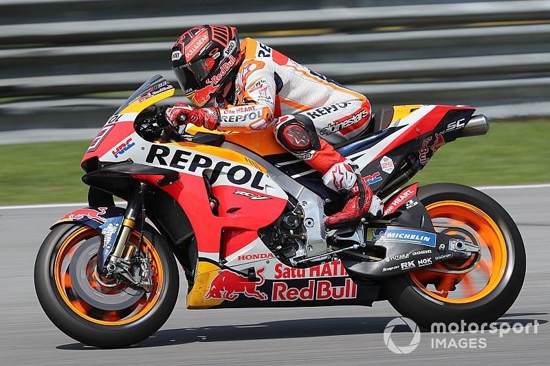 Marquez targetkan pulih saat balapan Argentina