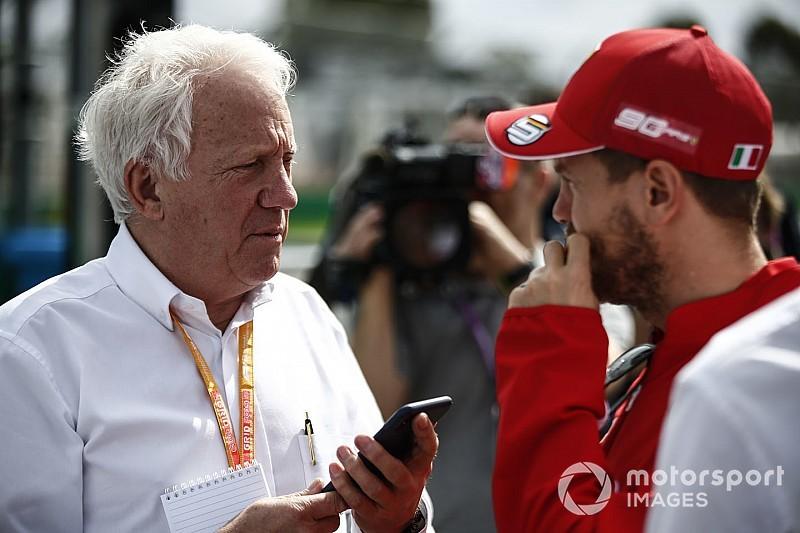 Banjir tribut untuk direktur balap F1 Charlie Whiting