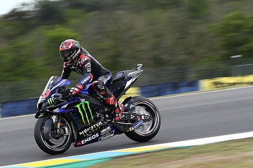 Uitslag: Vierde vrije training MotoGP GP van Frankrijk