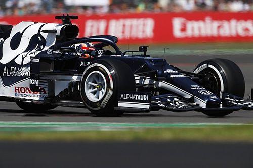Tsunoda zag zichzelf nieuwe stap maken op Silverstone