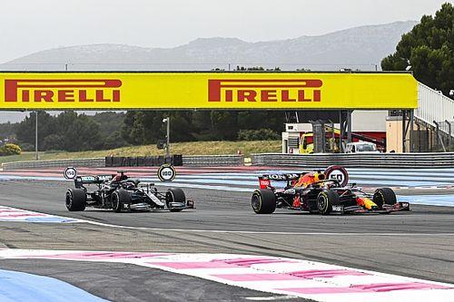 Mercedes Akui Kesalahan kepada Hamilton
